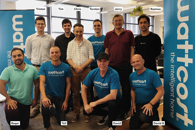 Image caption: Meet the Wattcost team based at our Sydney headquarters