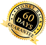 Money back guarantee. Works on all homes, apartments and rentals